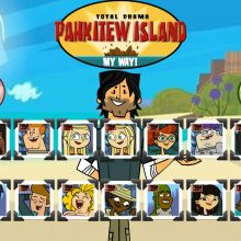 Sunday Muse Stars in Total Drama: Pahkitew Island